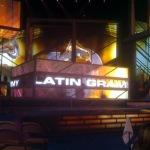 At The Latin Grammy with David Bisbal
