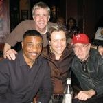 Rick Lawson, Scott Wilkie, Larry G