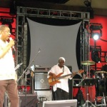 Ron Kenoly and Abe Laboriel