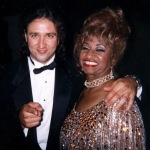 Touring with Celia Cruz
